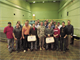 Graduates of the Tulsa District Hydropower Training Program were recognized by Col. Michael Teague, Tulsa District commander, during a ceremony at the Keystone Powerhouse.