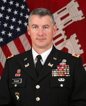 Colonel Michael J. Teague Portrait